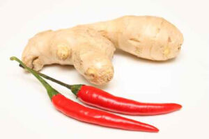Ginger and Cayenne