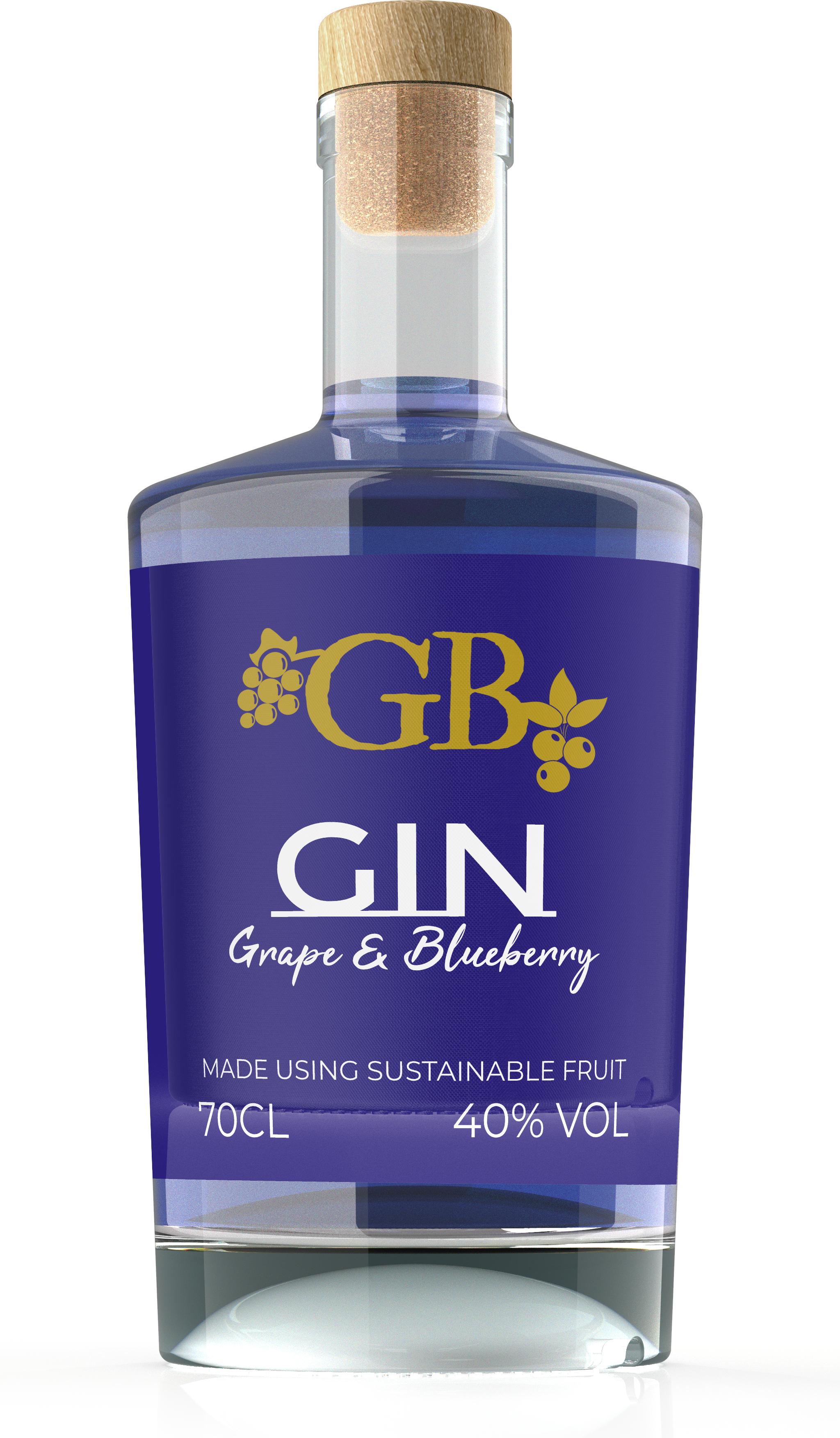 Blueberry GIN 40% Volume
