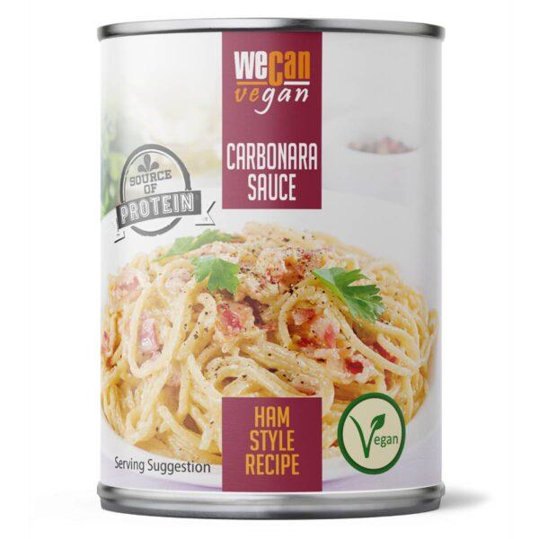 Vegan Carbonara Sauce