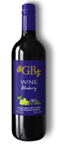 GB Blueberry Wine