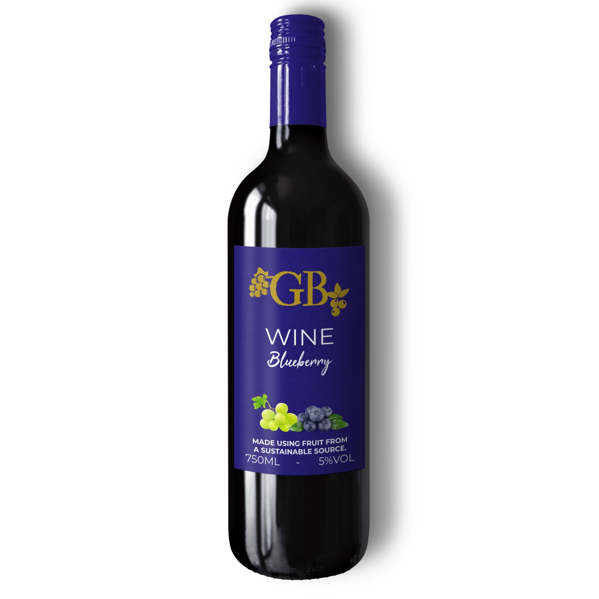 Single Wine Bottle