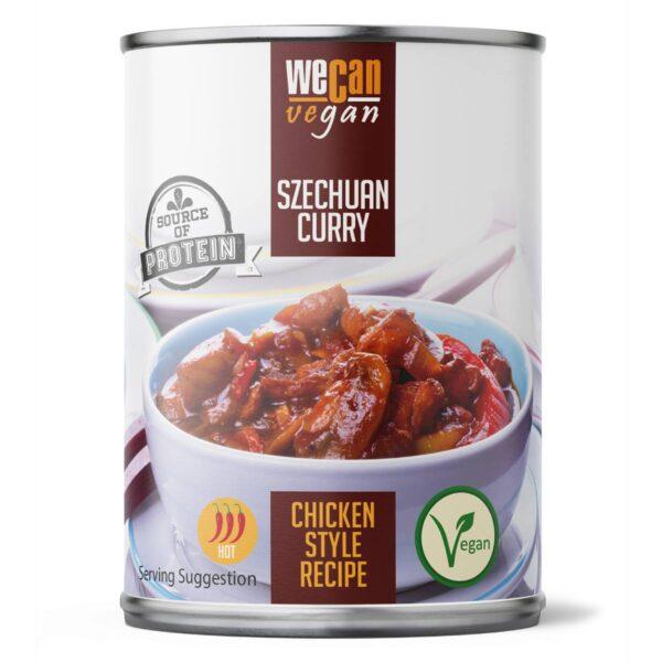 Vegan Szechaun Curry - HOT