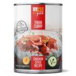 Vegan Tikka Masala Curry