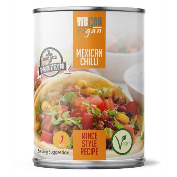 Vegan Mexican Chilli