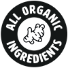All organic Ingredients