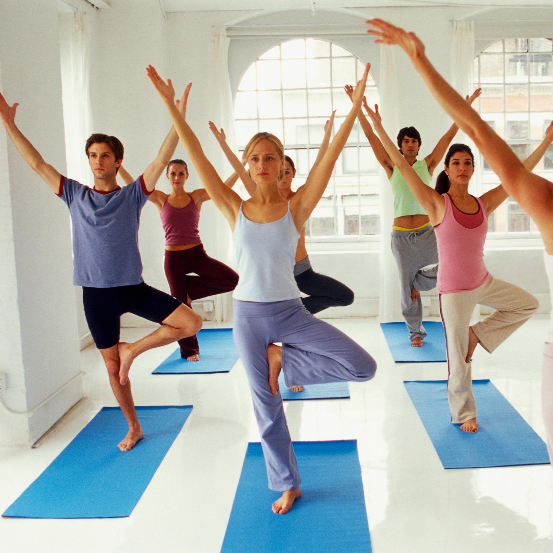 Yoga Class - Activities at tye Juice Haven