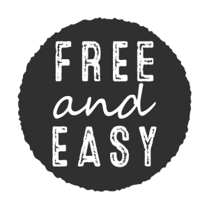 Free and Easy Logo