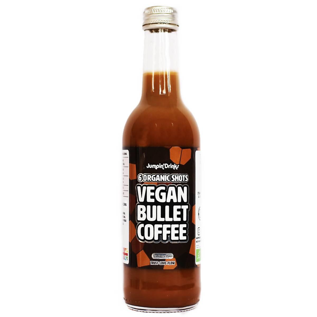 Vegan Bullet Proof Coffee