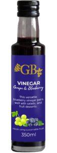 BG Grape and Blueberry Vinegar
